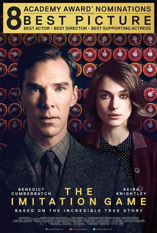 Movie Review: The Imitation Game - Smart Bitches, Trashy Books