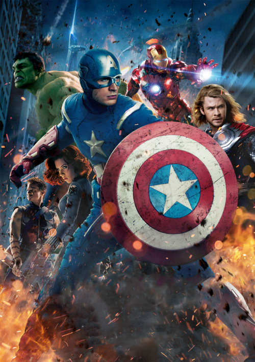 The Romance Reader's Guide to the Marvel Cinematic Universe