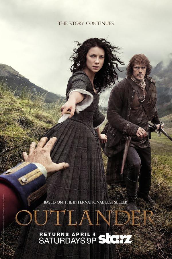 Outlander s01e01–13