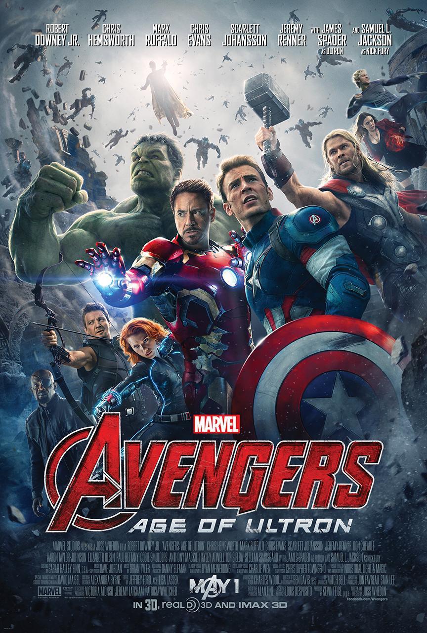 Other Objective T Shirt Thor Avengers Marvel Age Of Ultron Originale Blu Good Taste