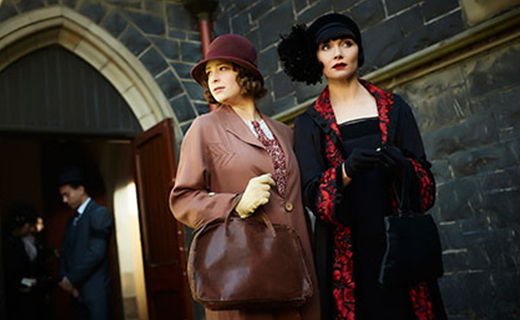 Miss Fisher Season Three: Spoiler Party in the Comments! - Smart