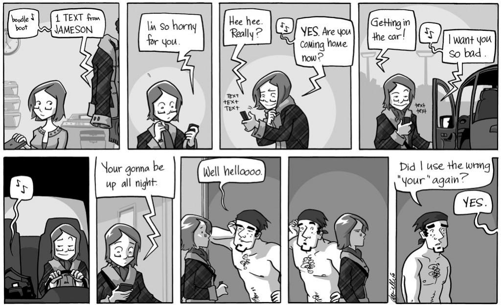 The Secret Loves of Geeks