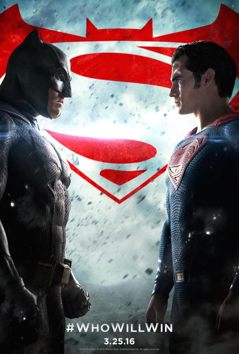 Movie Review: Batman v Superman: Dawn of Justice