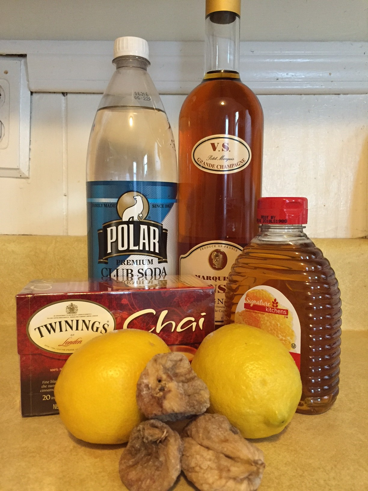 Ingredients for The Jane Steele