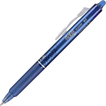 Frixion click pen in blue