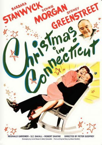 Smart Bitches Movie Matinee: Christmas in Connecticut