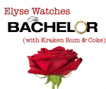 Elyse Watches The Bachelor with Kraken Rum and Coke