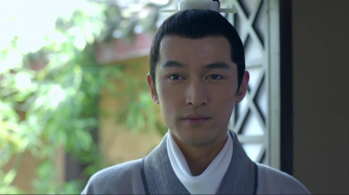 The protagonist Lin Shu/Mei Changsu/Su Zhe (the three names he uses in the story)