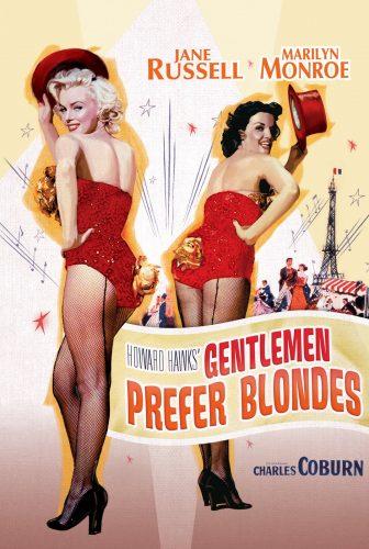 Smart Bitches Movie Matinee: Gentlemen Prefer Blondes
