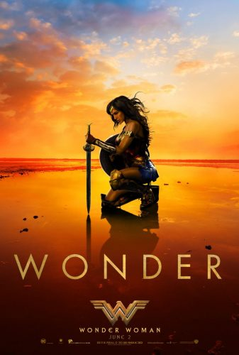 Movie Review: Wonder Woman - Smart Bitches, Trashy Books