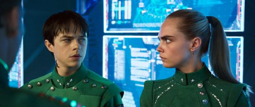 Valerian and Laureline looking confused