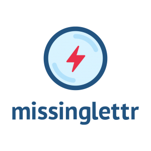 Missinglettr square logo