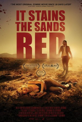 Movie Review: It Stains the Sands Red