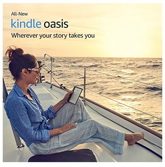 Kindle Oasis 2017 - Smart Bitches, Trashy Books