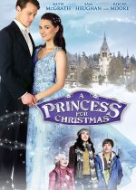 A Princess for Christmas film poster