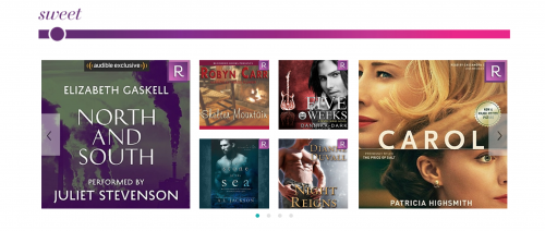 Guest Review: Audible's Romance Package - Smart Bitches