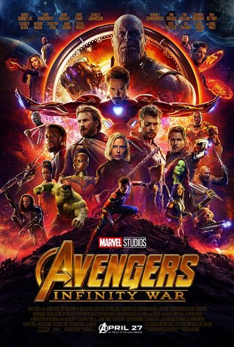 Movie Review: Avengers: Infinity War - Smart Bitches, Trashy