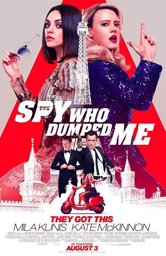 Movie Review: The Spy Who Dumped Me - Smart Bitches, Trashy