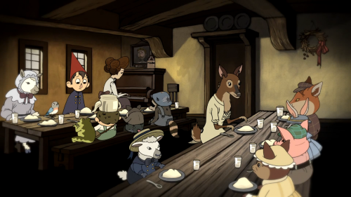 Guest Squee Over The Garden Wall Smart Bitches Trashy Books
