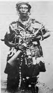 a photo of Yaa Asantewaa