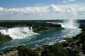 The Falls and the River