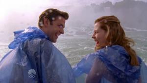Jim and Pam at the Falls