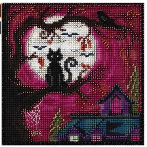 Cross Stitch Kit Acronym C.O.F.F.E.E