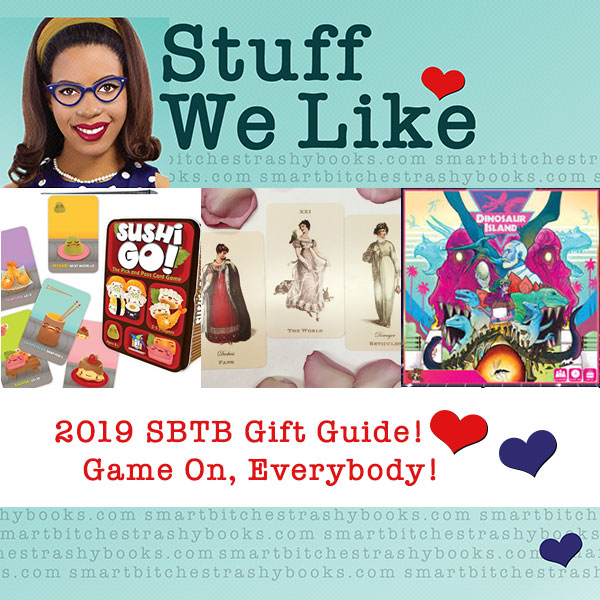 SBTB Gift Guide - Game On Everybody!