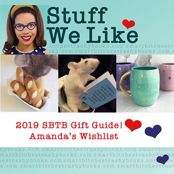 Stuff We Like - SBTB Gift Guide Amanda's Wishlist