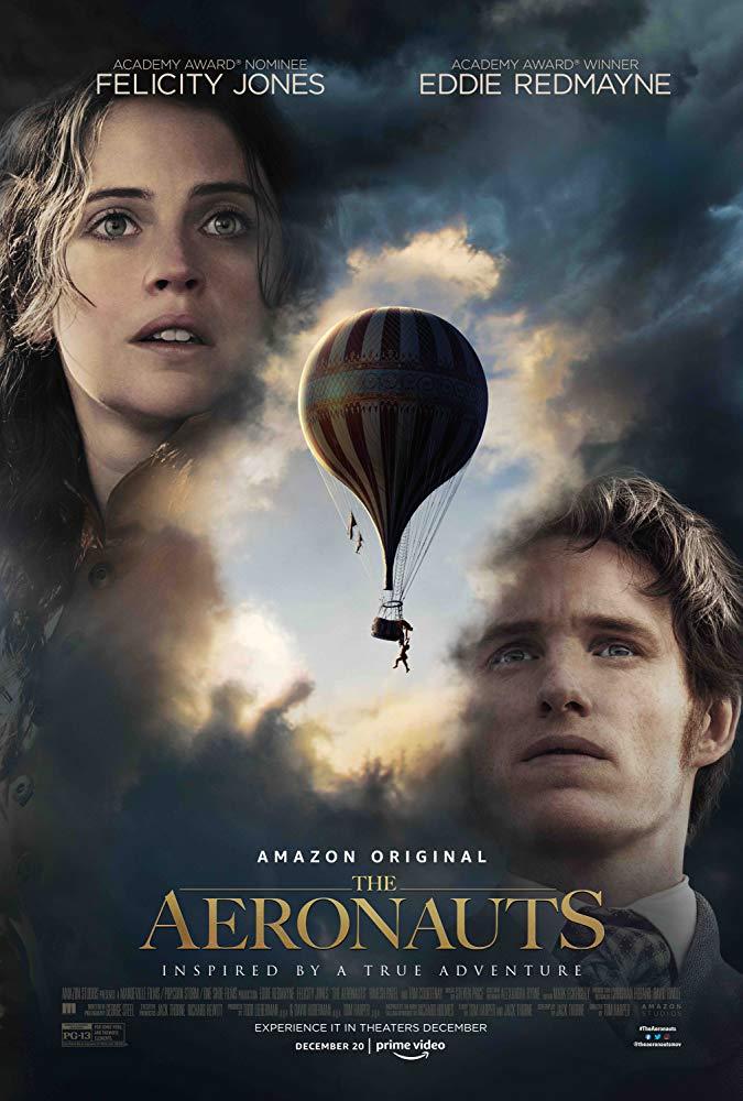 Movie Review: The Aeronauts