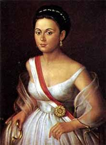 painting of Saenz