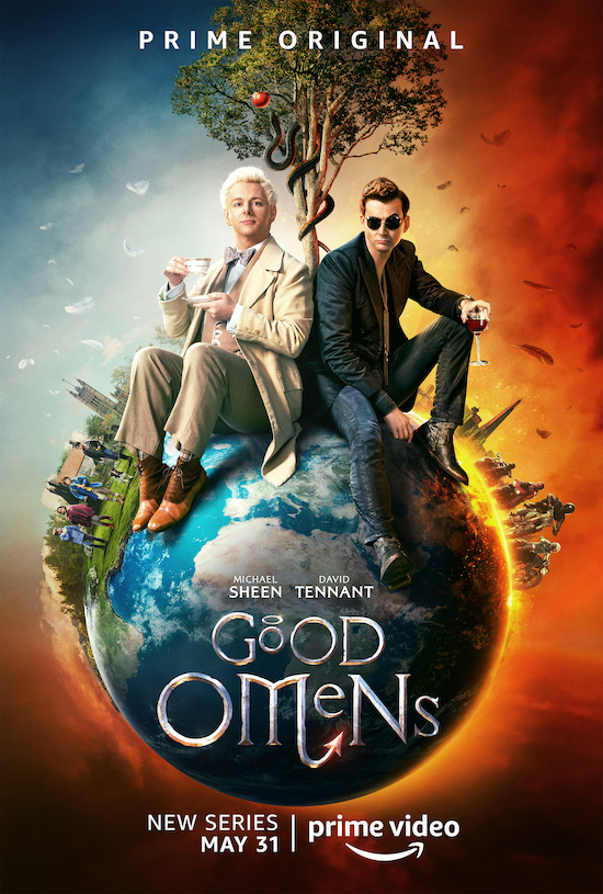 Guest Squee: Good Omens (2019)