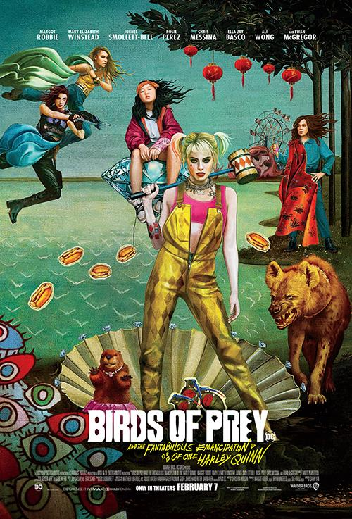 Movie Review: Birds of Prey (2020)