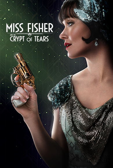 Movie Review: Miss Fisher and the Crypt of Tears