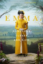 Emma. Handome. Clever. and Rich. She looks like she's gonna murder people and never get caught.