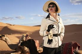 Phryne with a camel.