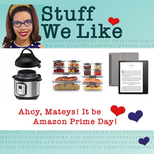Featured image for Stuff We Like: Ahoy, It's Prime Day.