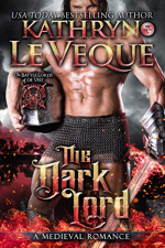 The Dark Lord by Kathyrn LeVeque. It's a shirtless man in chainmail shorts surrounded by fire.