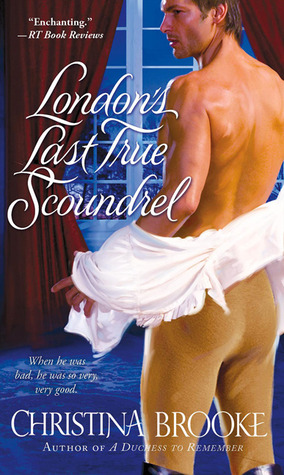 London's Last True Scoundrel - a man standing with his back turned and his shirt mostly off wearing very beige breeches that at first glance make him look like he's got no pants and no asscrack either