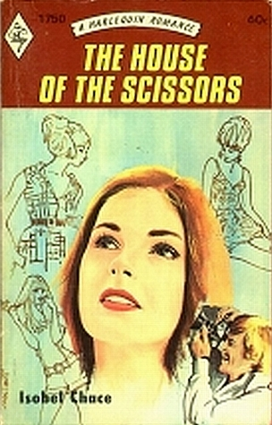 The House of Scissors - Harlequin 175