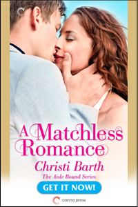 A Matchless Romance- Christi Barth