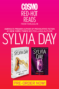 Sylvia Day - Cosmo Red Hot Reads from Harlequin