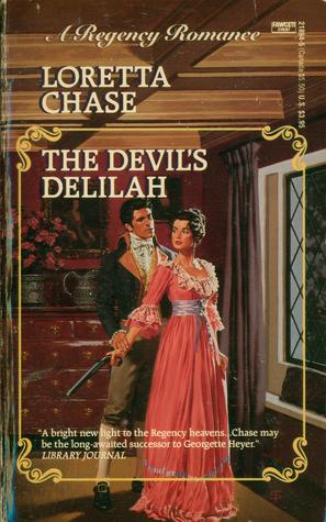 The Devil's Delilah: a woman in a hot pink gown holding a HUGE pistol while a man holds her wrist to stop her.