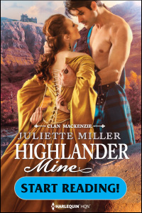 Juliette Miller - Highlander Mine