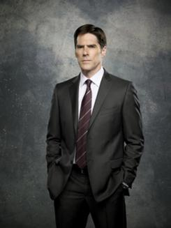 Hotch from Criminal Minds. Also Greg from Dharma and Greg.