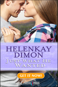 HelenKay Dimon - Just What He Wanted