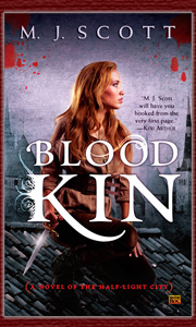 MJ Scott - Blood Kin