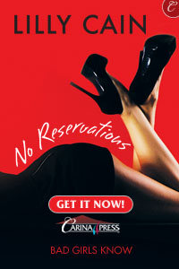 No Reservations - Lilly Cain