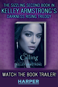Kelley Armstrong - Darkness Rising Trilogy