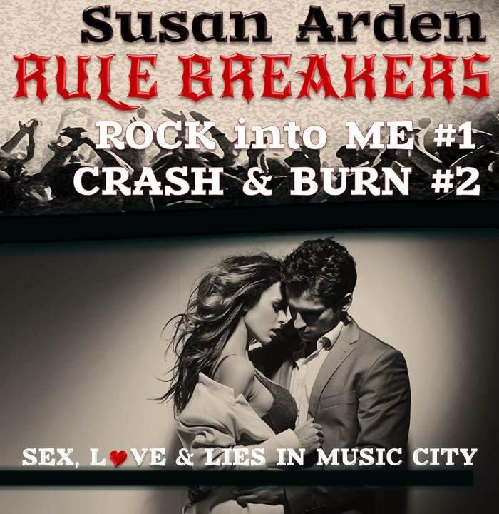 Susan Taylor - Rule Breaker